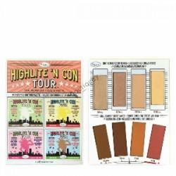 The balm Highlite'n Con Tour highlight $ Blusher