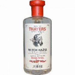 Thayers Witch Hazel Aloe Vera Formula Alcohol-Free Toner (Rose Petal)