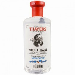 Thayers Witch Hazel Aloe Vera Formula Alcohol-Free Toner (Medicated)