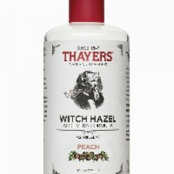 Thayers Witch Hazel Aloe Vera Formula Alcohol-Free Toner (Peach)