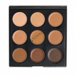 Morphe 9 Colors Cream Contour Palette ( 9FW )