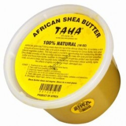 Taha African Shea Butter