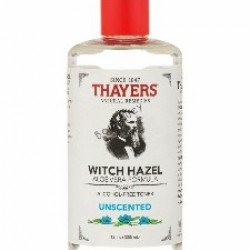 Thayers Witch Hazel Aloe Vera Formula Alcohol-Free Toner (Unscented)