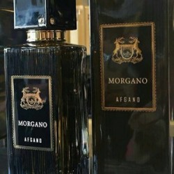 Morgano Afgano Eau De Parfum For Men – 80 ml