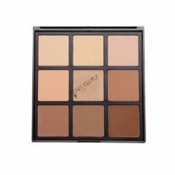 Morphe Highlight / Contour Palette 9C (9 Colors)