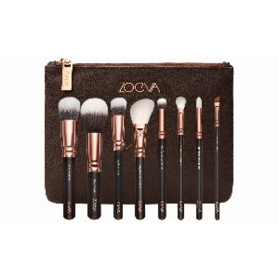 Zoeva Face Brush Set 8 Pieces