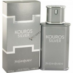 Yves Saint Laurent Kouros Silver Eau De Toilette For Men – 100 ml