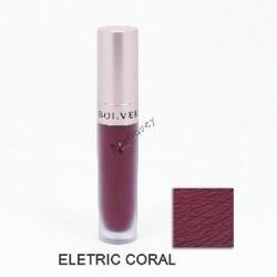Bolver Matte Liquid Lip Gloss & Lip Liner ( 433 Eletric Coral )