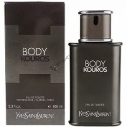 Yves Saint Laurent Body Kouros Eau De Toilette For Men – 100 ml