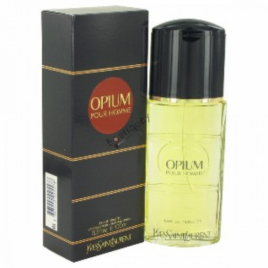 Yves Saint Laurent Opium Pour Homme Eau De Toilette For Men – 100 ml