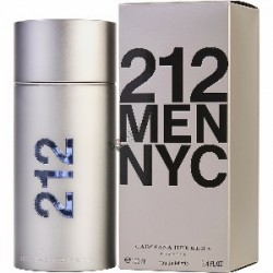 212 Men NYC Eau De Toilette For Men – 100 ml