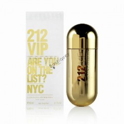 212 VIP Are You On The List NYC Eau De Parfum For Women – 80 ml