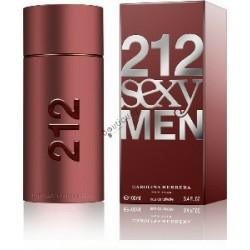 212 Sexy Men Eau De Toilette For Men – 100 ml