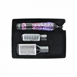 Hot Hair Super Professional Hair Styler With 2 Attachments